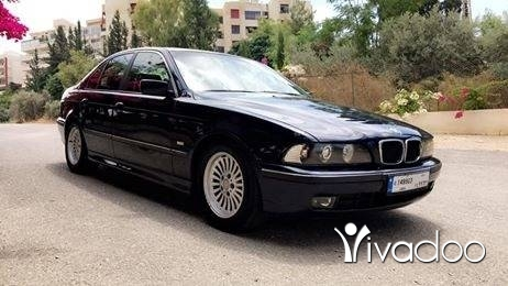 BMW in Saida - BMW E39 525AI