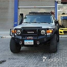 Toyota in Beirut City - FJ CRUISER 2007