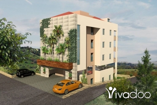 Apartments in Blat - Apartment for Sale Blat Jbeil GF Area 138Sqm and 100Sqm