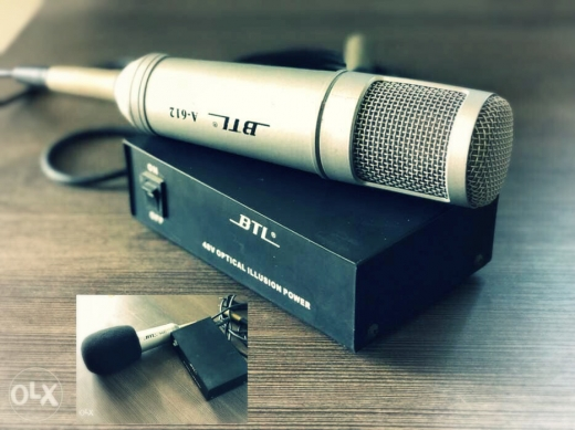 Audio & Stereo in Al Dahye - Professional microphone condenser