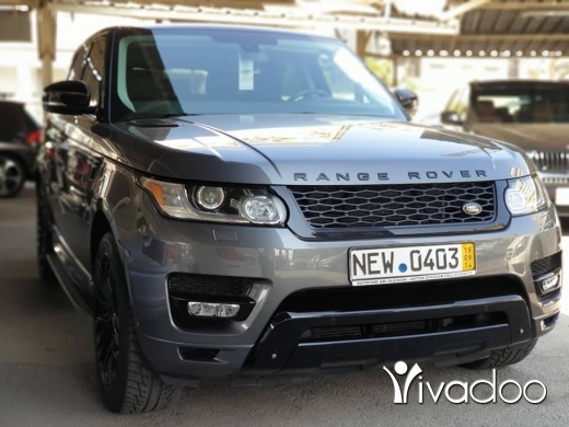 Land Rover in Beirut City - Range Rover Sport V8 Supercharged 4x4Model 2014
