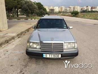 Mercedes-Benz in Tripoli - Siyara300