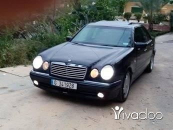 Mercedes-Benz in Zgharta - seyara mratbi ba3da 3ala kayena
