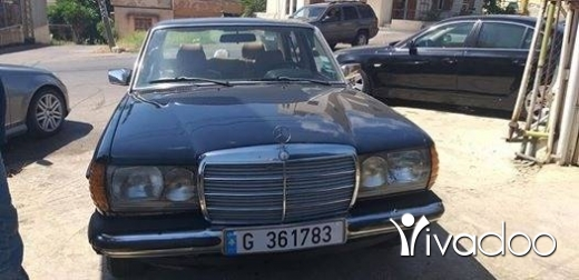 Mercedes-Benz in Zgharta - For sale 80 mezout 6 cilender akhras