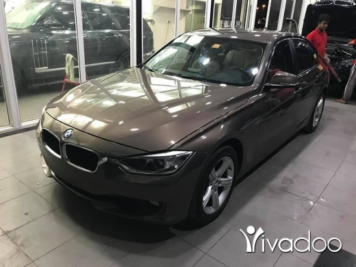 BMW in Port of Beirut - BMW 320 imported