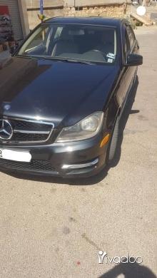 Mercedes-Benz in Port of Beirut - Car