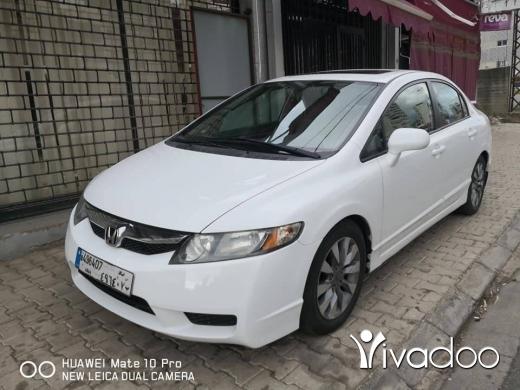 Honda in Beirut City - Honda civic model: 2009