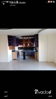 Apartments in Tripoli - شقه للإجار بالقبه ريفا طابق ٧ لا يوجد مصعد ٢٥٠دولار للإستفسار