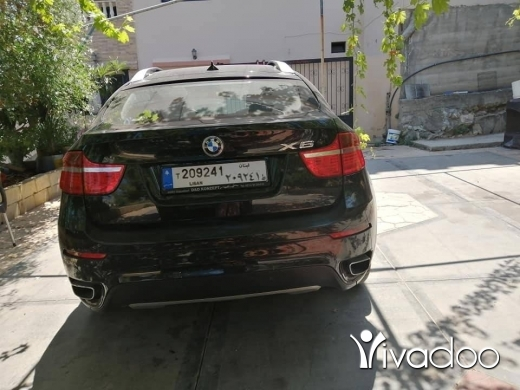 BMW in Beirut City - X6 2008