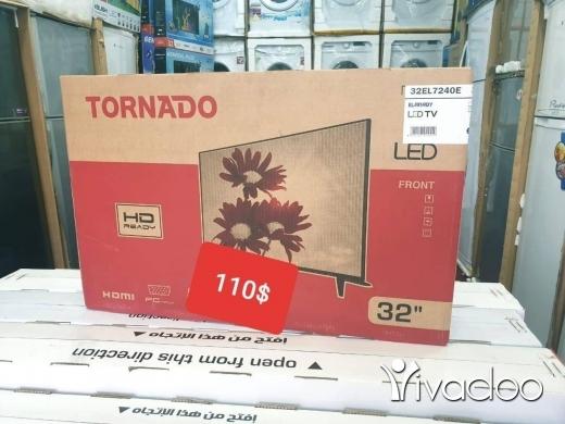 Televisions, Plasma & LCD TVs in Beirut City - شاشات Tornado