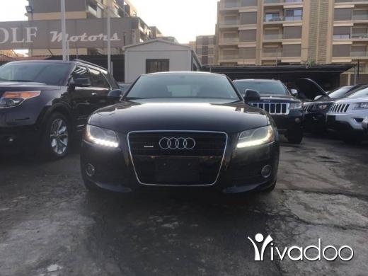 Audi in Port of Beirut - Audi A5 2008