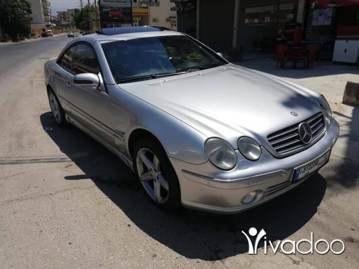 Mercedes-Benz in Zgharta - Mercedes CL 500