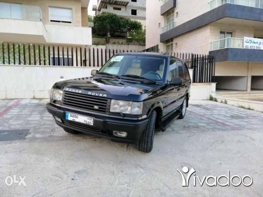 Rover in Port of Beirut - New range 1998