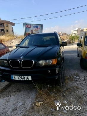 BMW in Beirut City - x5 model 2001