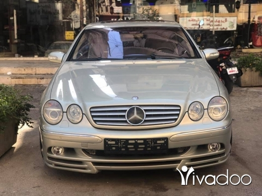 Mercedes-Benz in Beirut City - Cl 55 amg