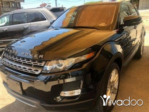 Rover in Beirut City - RANGE ROVER E VOUQE