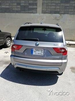 BMW in Beirut City - X3