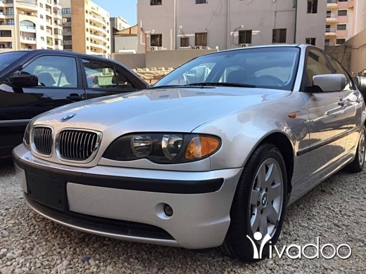 BMW in Tripoli - Bmw 325 model 2004 full