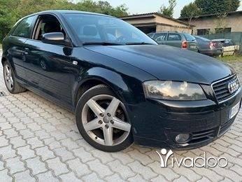 Audi in Tripoli - Audi 3. 2003 benzina 1.8