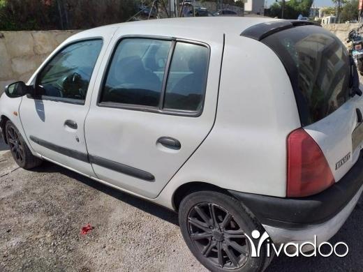 Renault in Beirut City - reno clio
