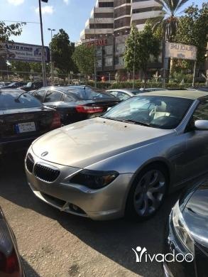 BMW in Beirut City - Bmw 645
