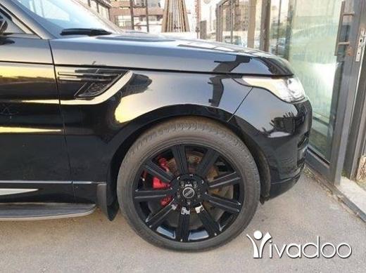 Rover in Beirut City - 2014 Range Rover Sport V6 Black edition