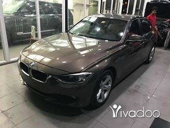 BMW in Beirut City - BMW 320 imported from Dubai neat and clean car no accident low(Guaranteed)