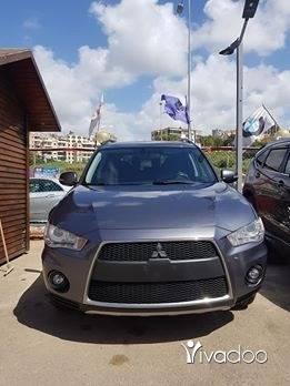 Mitsubishi in Tripoli - Mitsubishi Outland xls