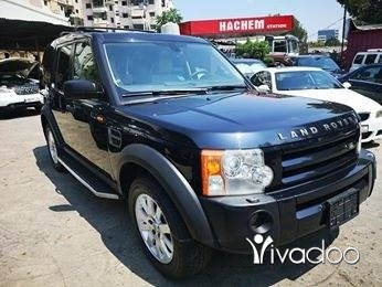 Land Rover in Beirut City - LR3