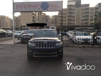 Jeep in Tripoli - Grand Cherokee Limited 2014