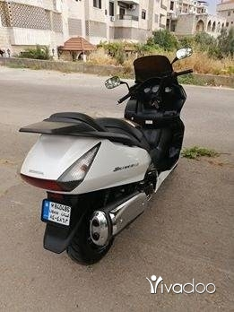 Other in Beirut City - silver wing 600cc