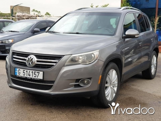 Volkswagen in Beirut City - 2009 Tiguan / Fully loaded