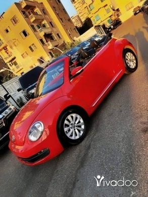Volkswagen in Beirut City - VOLKSWAGEN BETTEL 2014