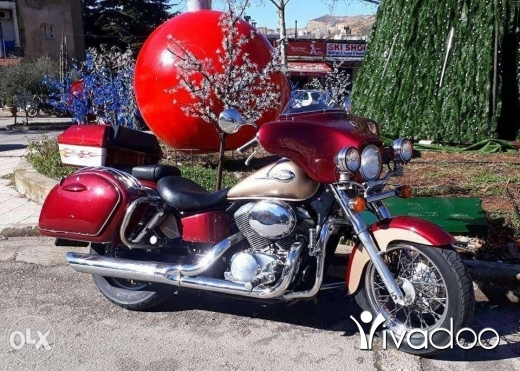 Other Motorbikes in Beirut City - Honda shadow 750cc