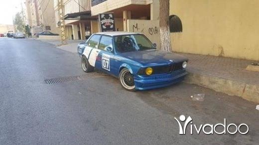BMW in Bchamoun - E21