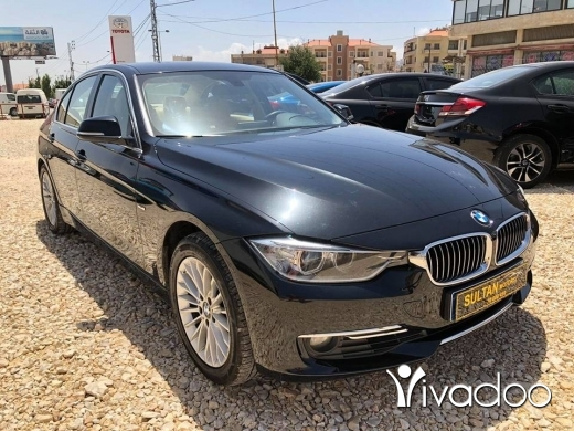 BMW in Port of Beirut - BMW 320i luxury edition 2012