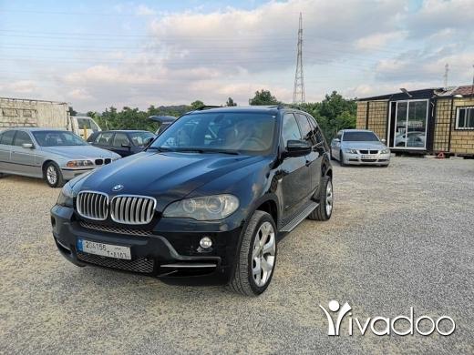 BMW in Sour - X5 E70 4.8