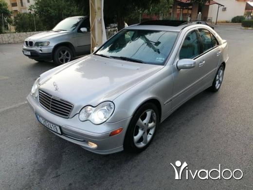 Mercedes-Benz in Beirut City - C 230 mod 2004