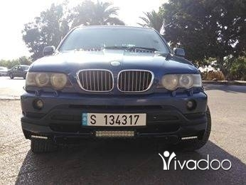 BMW in Beddawi - اكس فيف مودال 2001 لوك ٢٠٠٥ خارق النضا