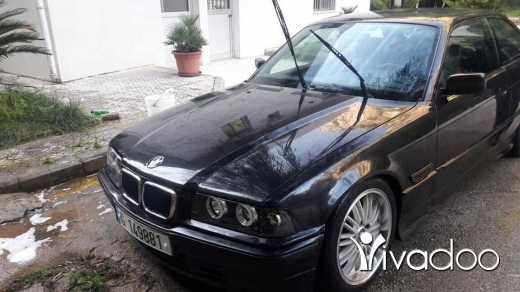 BMW in Beirut City - BMW 325 1992