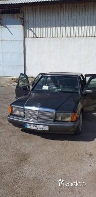 Mercedes-Benz in Al Bahsas - مرسيدس 190 موديل 1990نازله عالسير 97 انقاذ