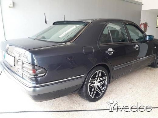 Mercedes-Benz in Tripoli - ٣٢٠ موديل ٩٦ مفولي خارقه ميكانيك مسكر تواصل