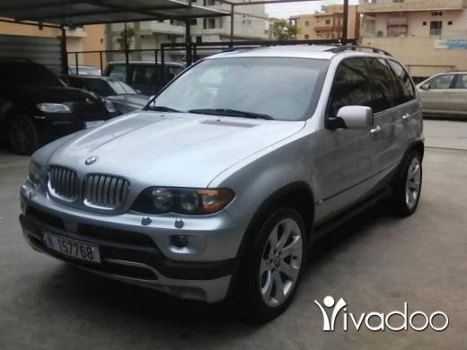 BMW in Mansouri - bmw X5