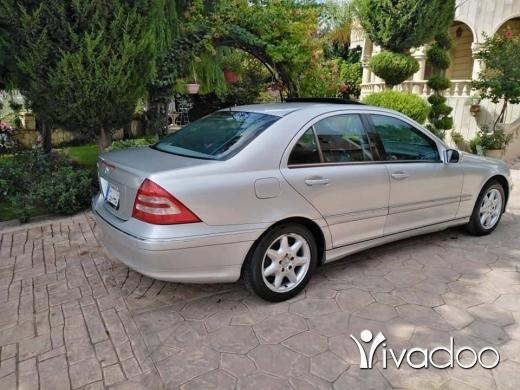 Mercedes-Benz in Nabatyeh - C240