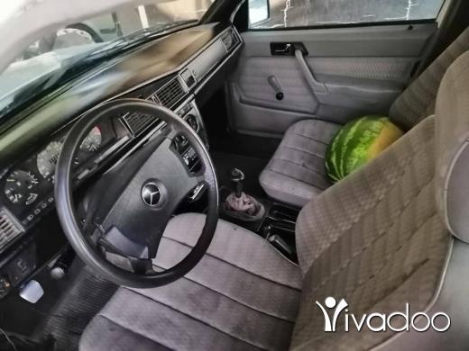 Mercedes-Benz in Anjar - 190اربعه سلندر موديل1983