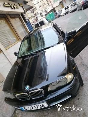 BMW in Tripoli - New boy