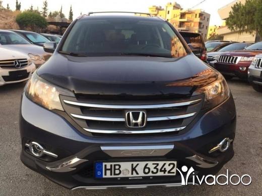Honda in Majd Laya - Honda CRV mod 2012 clean