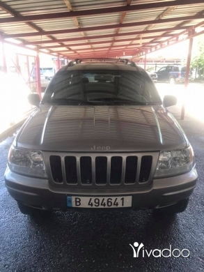 Jeep in Beirut City - Grand cherokee limited v8 (٨سلندر)mod 99