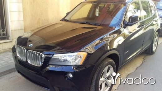 BMW in Chtaura - X3 2011 clean carfax 2.8