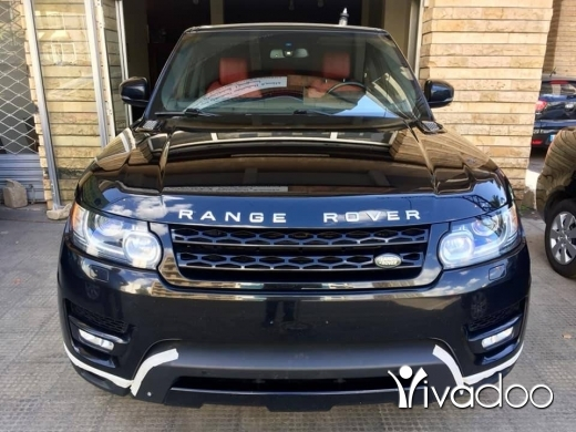 Rover in Beirut City - Range rover sport supercharged V8 2014 DYNAMIC